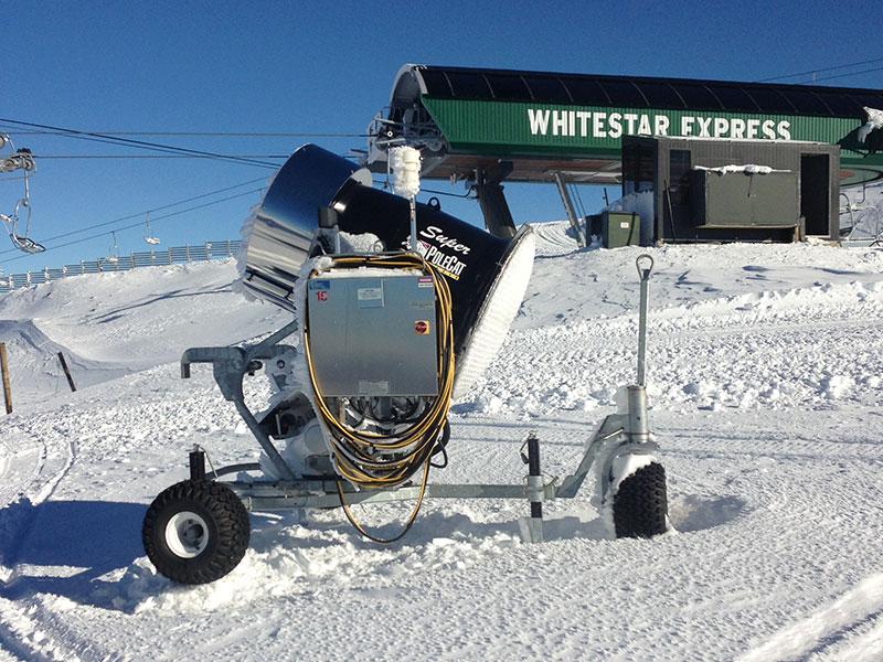 Cardrona whitestar skifields